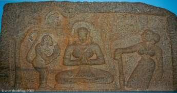 Hanuman visits Sita in Ashokavan Lanka