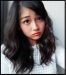 涼海花音のwiki風プロフィールと高校、すっぴんや彼氏情報、タレ目の自撮り画像を紹介!