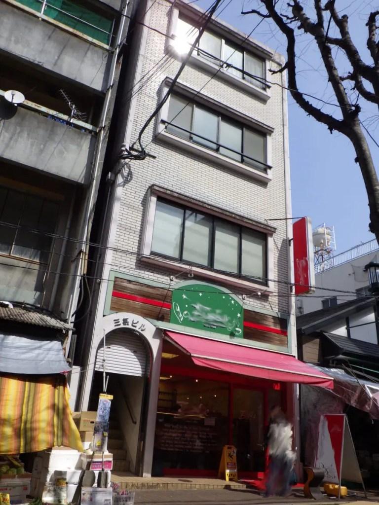 三根ビル(新大工町)