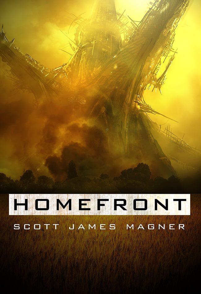 Homefront, by Scott James Magner
