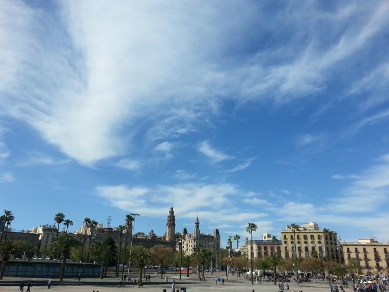 pier barcelona