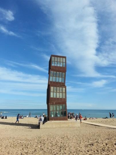 barcelona- beach