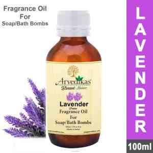 lavender fragrance for soap making 100ml