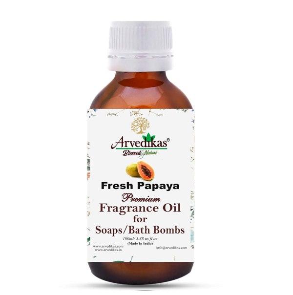 Fresh Papaya Fragrance Oil for Soap Making