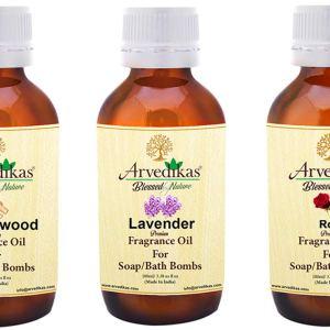 Lavender-Rose Fragrance Oil for Soap Making