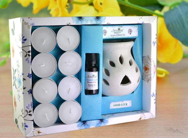 Aroma Diffuser Set Fragrance