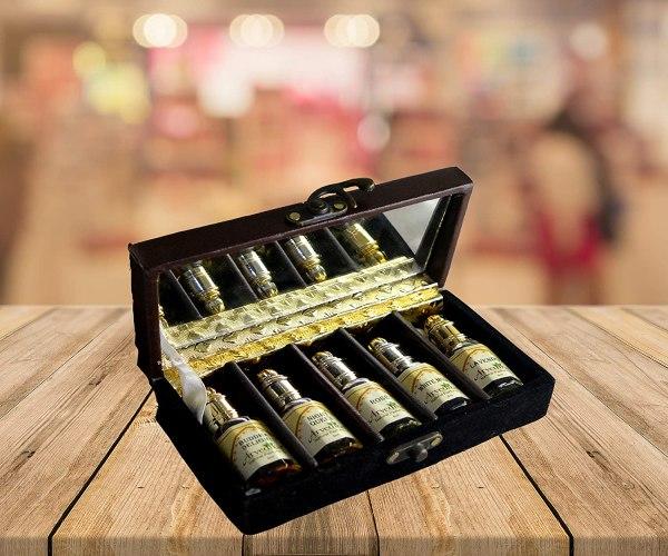 Premium Gift Set of 5 Arvedikas Natural Perfume Oils