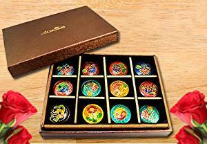 Gift Set of 12pcs Natural Solid Perfumes