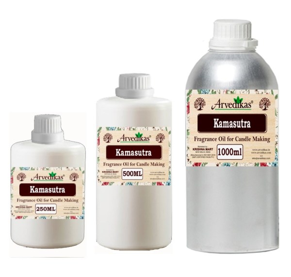 Kamasutra Fragrance Oil For Candle Making