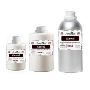Almond Fragrance Oil For Soap / Bath Bombs
