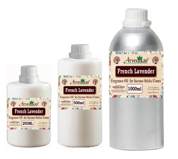 French Lavender Fragrance Oil for Incense Stick / Cones
