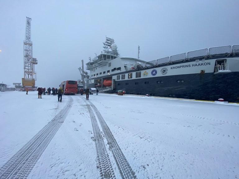 35 forskere på veg på tokt i Barentshavet
