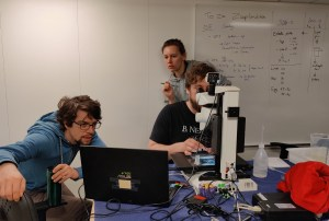 First preliminary data and insights are achieved looking at a zooplankton from South of the Polar Front