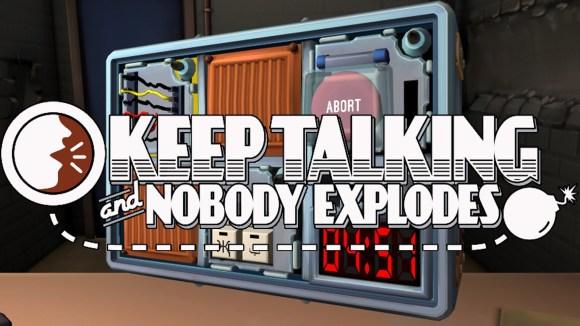 Keep Talking Title