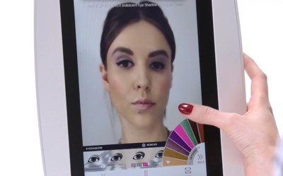 Modiface Mirror – Augmented Reality Cosmetics in Realtime