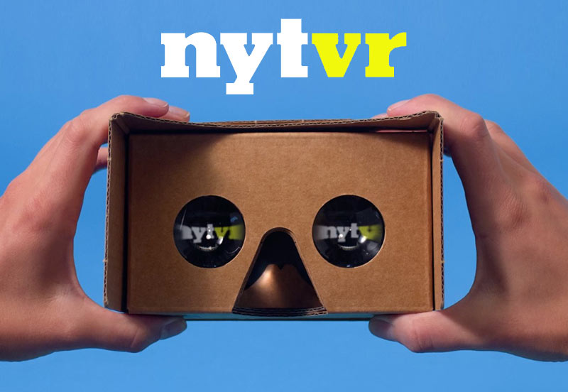 The New York Times Launches NYT VR App
