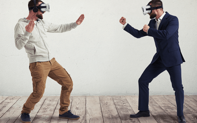 Enhanced Legality in the Worlds of Virtual and Augmented Reality