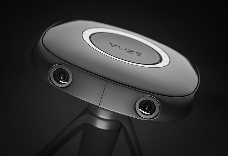 HumaneyesAnnounces Vuze VR Camera Now Shipping For Just$799
