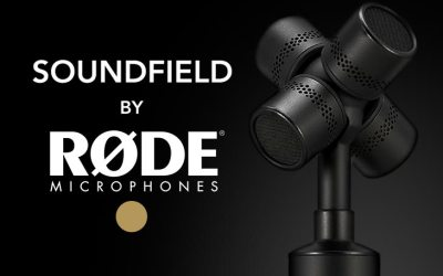 The World's First Broadcast-Grade Ambisonic Mic For Under $1000