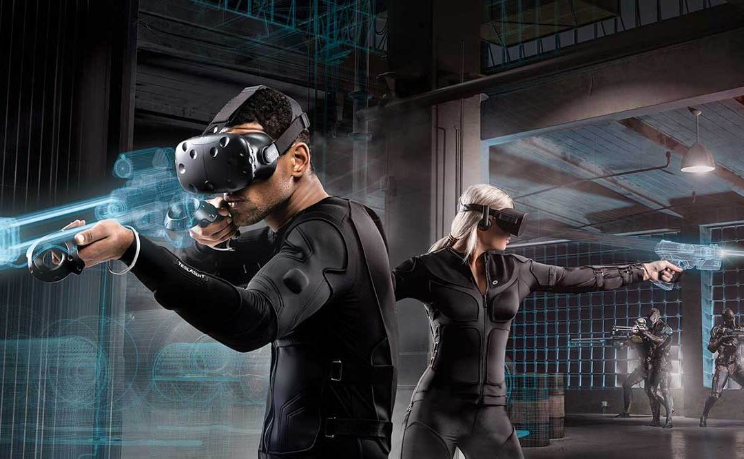 Teslasuit and Sony Pictures Television Collaborate on a new VR Format for Global TV