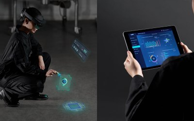 Mixed Reality Experts Luminous Group Develop Software to Detect COVID-19 on Surfaces