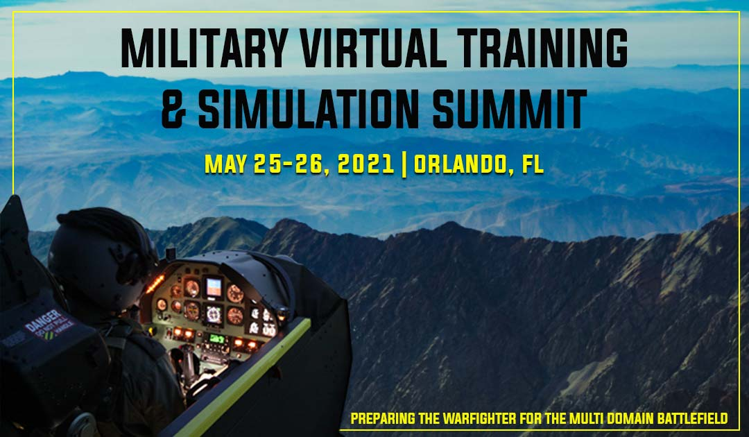 Preparing the Warfighter for the Multi-Domain Battlefield at DSI's 4th Annual Military Virtual Training & Simulation Summit