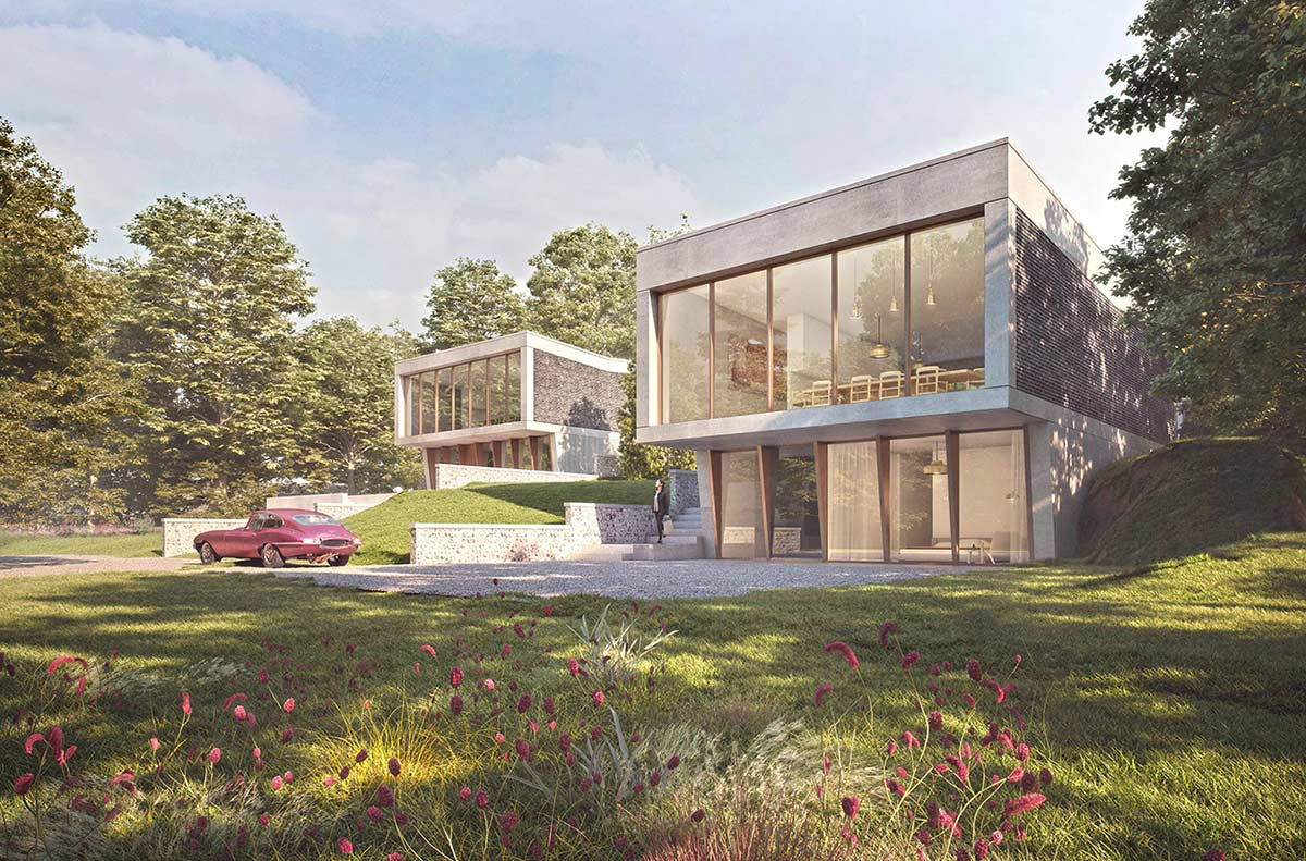 Architecture Firm KFM Brings Design to Life with Virtual Reality Using 3D Building Models