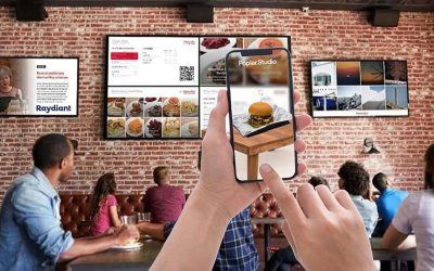 AR Platform Poplar Studio Partners with Raydiant to Transform the In-Store Experience for Retailers