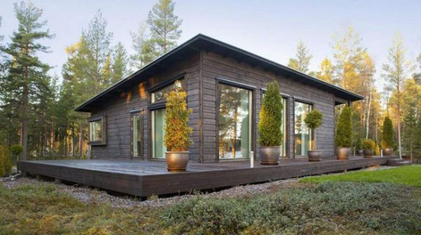Финские дома - цены на проекты, строительство под ключ в ...