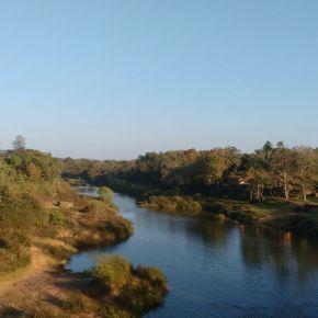 The Kaveri River