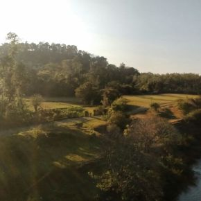 On the banks of the Kaveri River