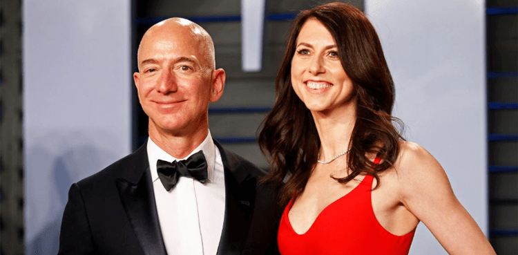 Photo of Amazon's Bezos finalizes divorce with $38 bn settlement