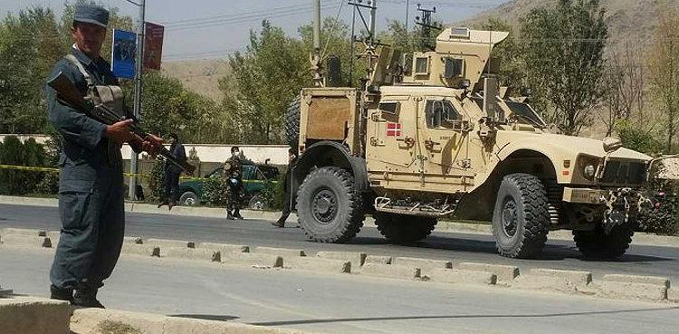Photo of Bus bomb kills a minimum of 5 in Afghan capital
