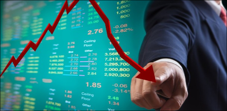 Photo of Downward trend continues in PSX as 100-index falls 800 points
