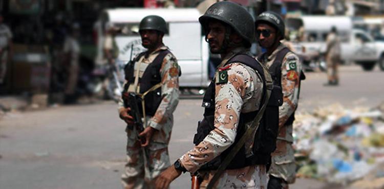 Photo of Rangers apprehend 5 suspects in Karachi