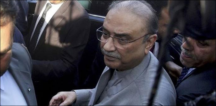 Photo of Court docket sends Asif Ali Zardari to jail on judicial remand until August 19