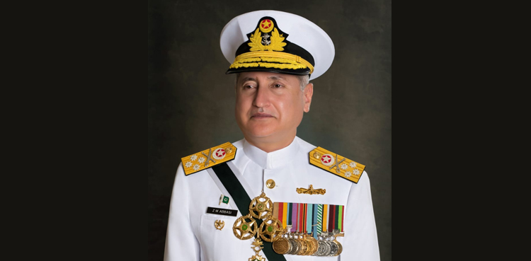 Photo of Naval Chief lauds position of ladies in Pak Navy on World Maritime Day