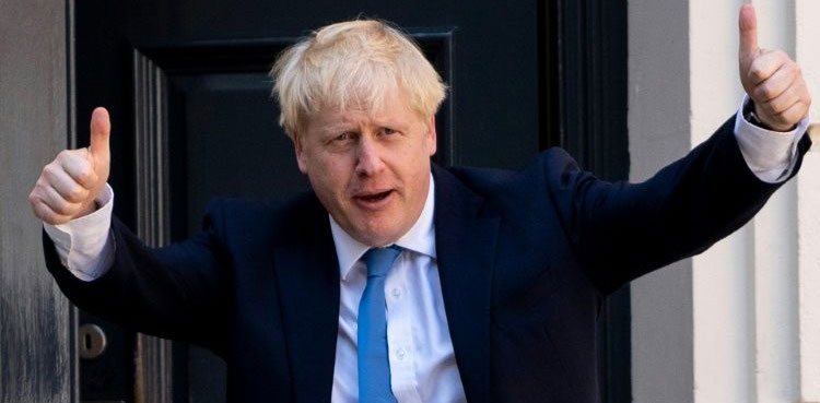 Photo of British PM Johnson: We'd like a brand new commerce cope with EU