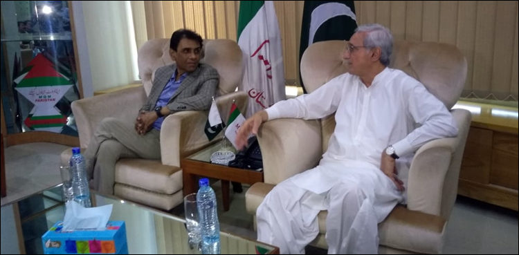 Photo of PTI, MQM to carry one other spherical of talks on July 30