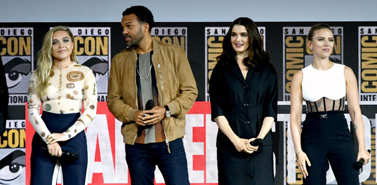 Photo of Marvel reveals subsequent star-studded superhero movies at Comedian-Con