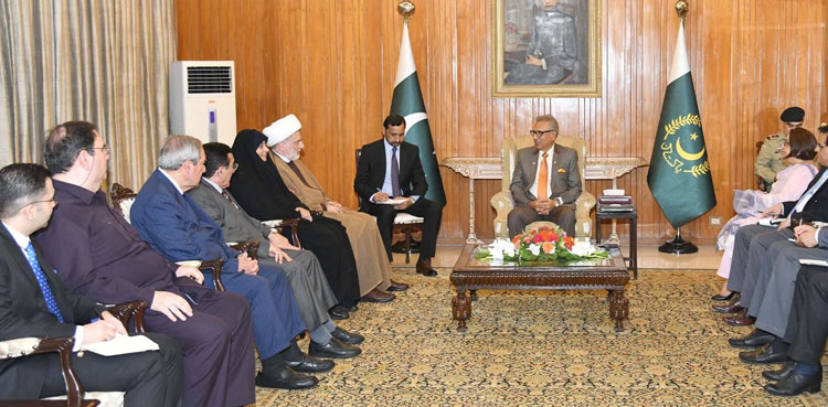 Photo of President lauds Iraq's help on proper to self-determination for individuals of Kashmir
