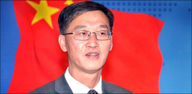 Photo of China to arrange industries in Gwadar beneath subsequent part of CPEC: ambassador
