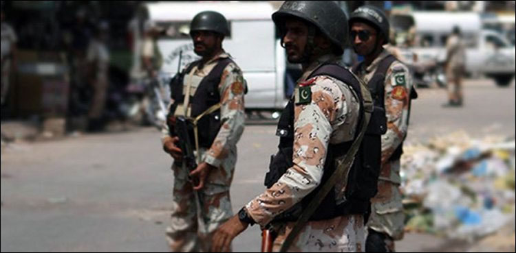 Photo of Rangers ebook 19 suspects throughout separate raids in Karachi