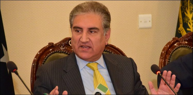 Photo of August 14 will likely be celebrated as Kashmir Solidarity Day, says FM Qureshi