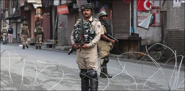 Photo of 'Kashmir communications blackout placing sufferers in danger'