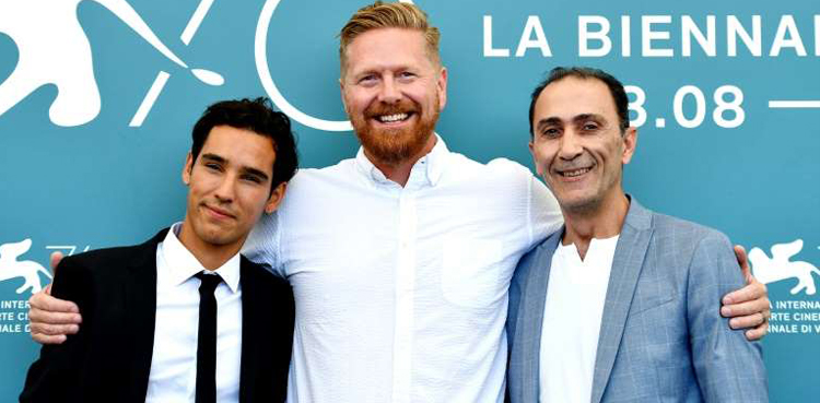 Photo of 'Avengers' group launch Hollywood's first all-Arabic motion film