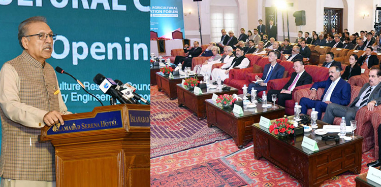 Photo of Pakistan to profit from Chinese language experience in agriculture sector: President Alvi