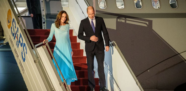 Photo of This is the whole schedule of royal couple's go to to Pakistan