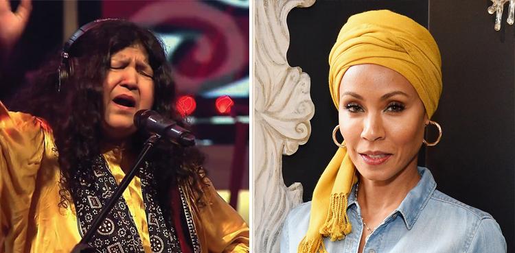 Photo of Jada Smith is all reward for 'non secular mom' Abida Parveen