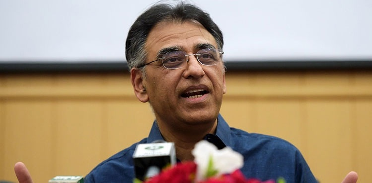 Photo of Imran Khan to announce contemporary polls over makes an attempt to paralyze govt: Asad Umar